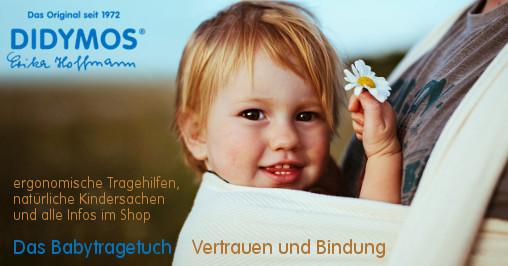 DIDYMOS - Das Babytragetuch